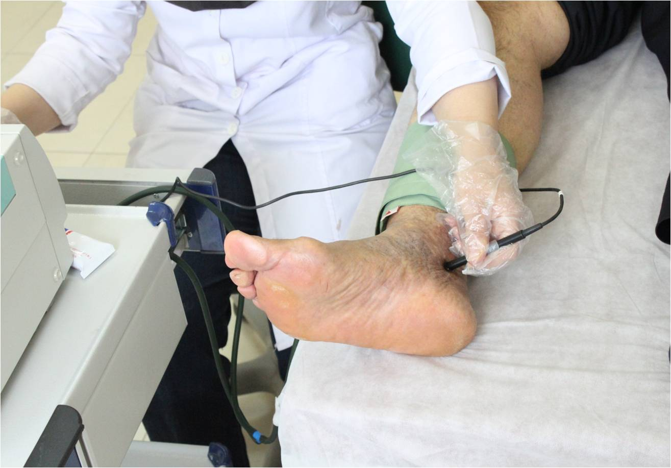 Diabetic Foot Clinic