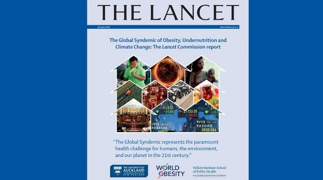 Iranian scientists contributes in the Lancet Commission of Obesity